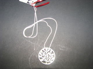 Sterling Silver Tree of Life.